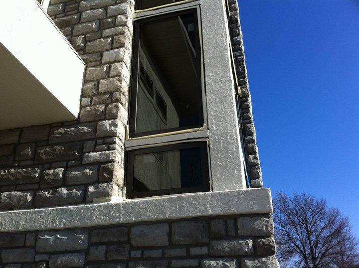 C 3300 Aluminum Casement Windows And C 2500 Aluminum Patio