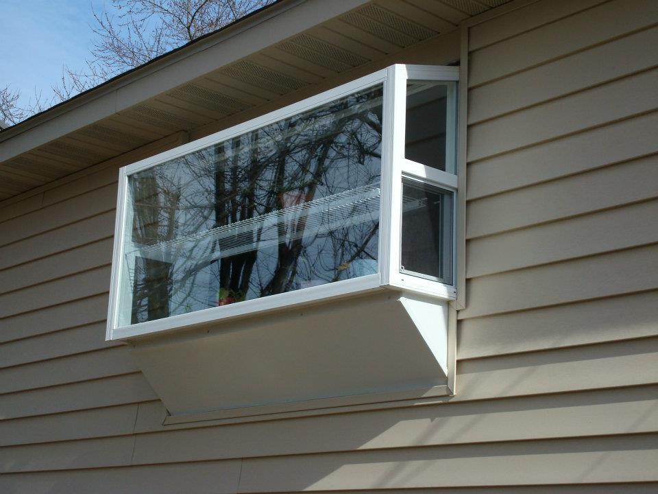 C 3000 vinyl garden window columbia windows for Vinyl window manufacturers