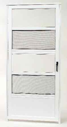 Columbia Storm Doors & Storm Doors | Columbia Aluminum Storm Doors | Aluminum Storm Door ...