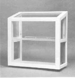 Columbia Comfort Series 3000 Vinyl Garden Window