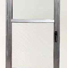 Custom Aluminum Storm Doors | Columbia Glass & Windows